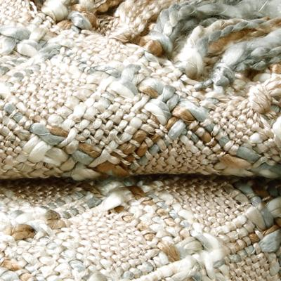 Kelso Throw - Natural Silver image 2