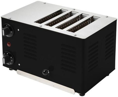 Regent Toaster (Jet Black)