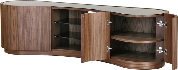 Tom Schneider Swirl TV Media Cabinet image 4
