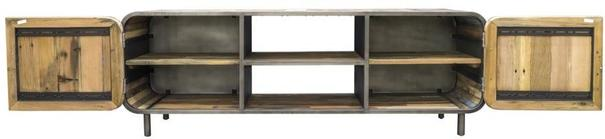 Brooklyn Finest Industrial TV/Media Console image 3