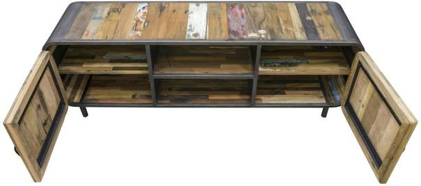 Brooklyn Finest Industrial TV/Media Console image 7