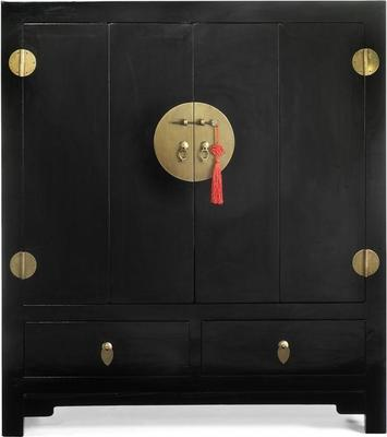 Television Cabinet, Black Lacquer image 2