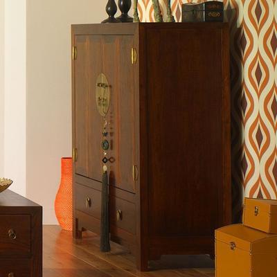 Television Cabinet, Warm Elm image 2