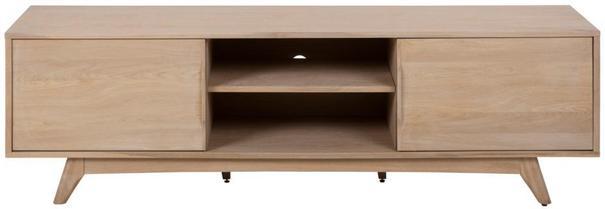 Marte TV Table in Light Oak