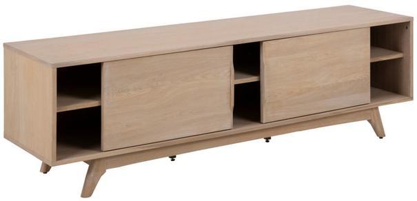 Marte TV Table in Light Oak image 3