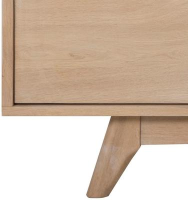 Marte TV Table in Light Oak image 5
