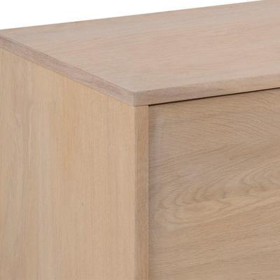 Marte TV Table in Light Oak image 6