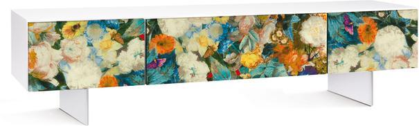 Flora TV bench image 2