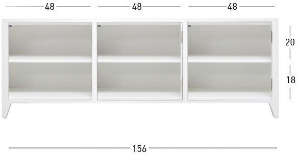 Mango Wood TV Cabinet image 8