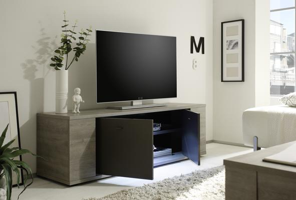 Sidney Collection Small TV Unit with LED Spot image 2