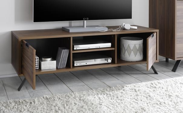 Palma TV Unit - Walnut  image 2