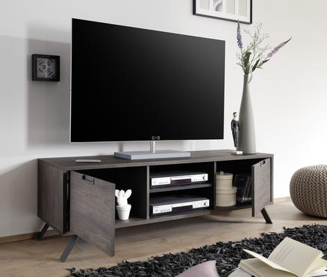 Palma TV Unit - Wenge Finish image 2