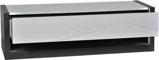 Elypse 1 drawer TV unit image 3