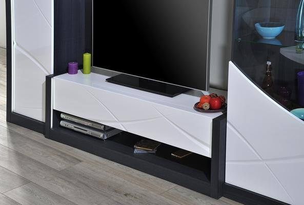 Elypse 1 drawer TV unit image 4