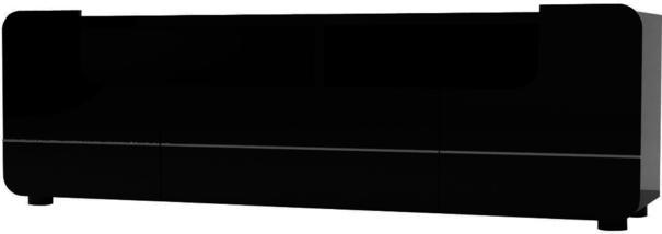 Bump flap door TV unit image 3