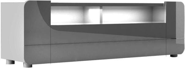 Bump flap door TV unit image 7