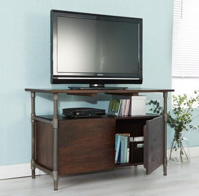 Santara 2 door TV cabinet image 3