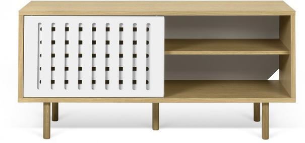 Dann (stripes) TV table image 2