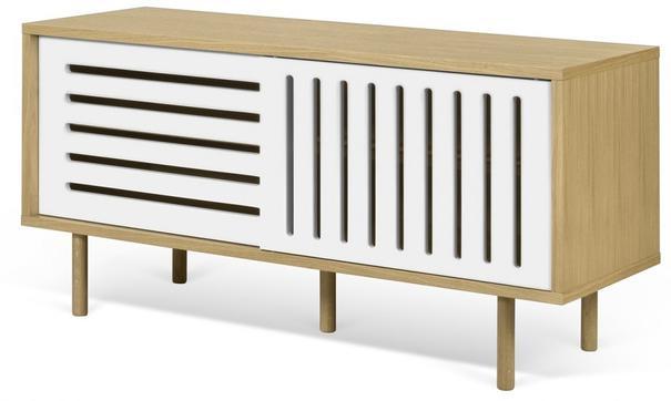 Dann (stripes) TV table image 3