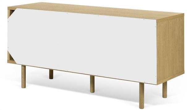 Dann (stripes) TV table image 7