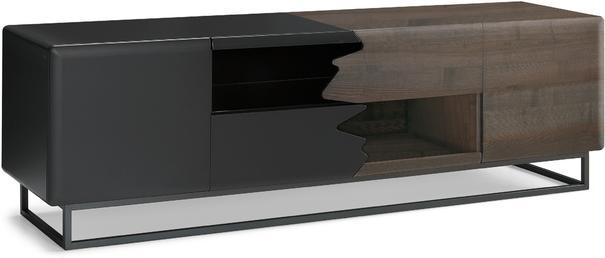 Kali 4 door TV bench image 2
