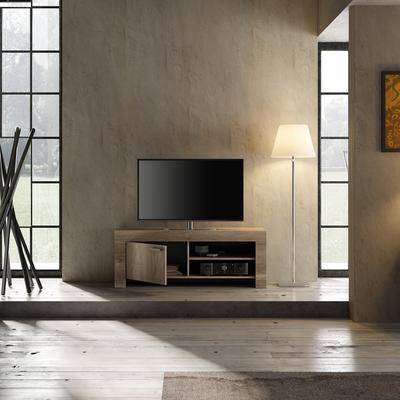 Livorno Small TV Unit - San Remo Oak Finish image 3