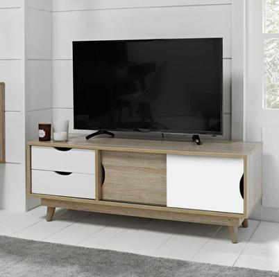 Scuna 2 door 2 drawer TV unit