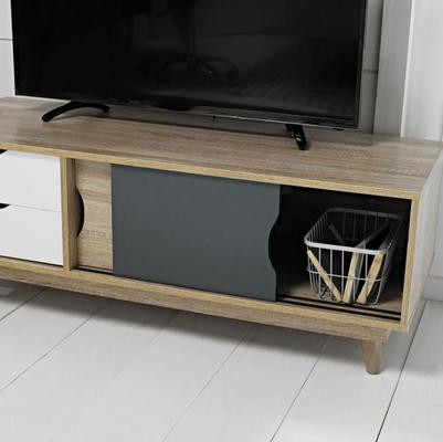 Scuna 2 door 2 drawer TV unit image 5
