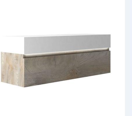 Brio 1 door 1 drawer TV unit
