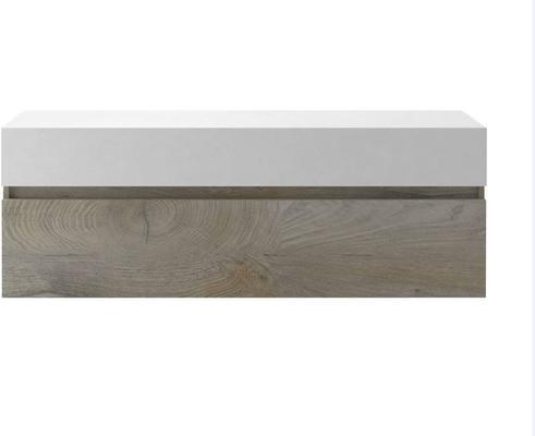 Brio 1 door 1 drawer TV unit image 2