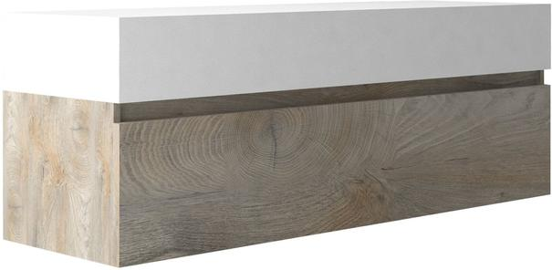 Brio 1 door 1 drawer TV unit image 4