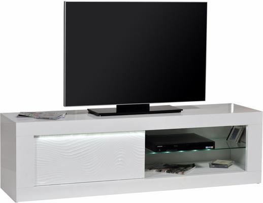 Karma 1 drawer TV unit (with lighting)