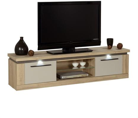 Oslo 2 door TV unit (with lighting)