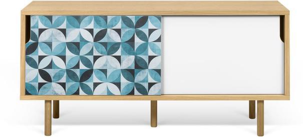 Dann (tiles) TV table image 2