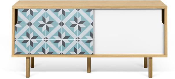 Dann (tiles) TV table image 3