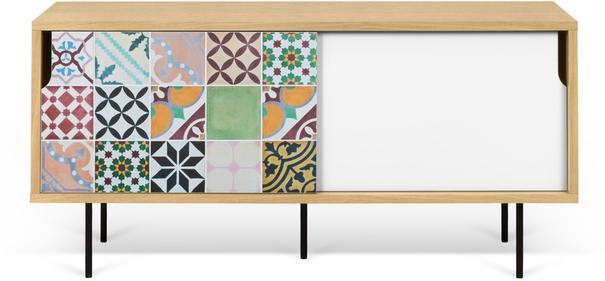 Dann (tiles) TV table image 4
