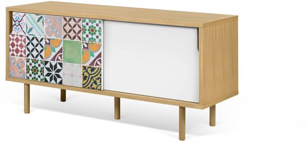 Dann (tiles) TV table image 7