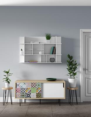 Dann (tiles) TV table image 13
