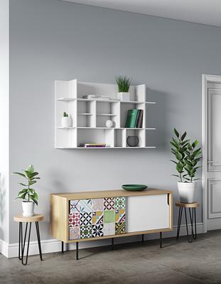 Dann (tiles) TV table image 15