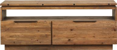 New York 2 drawer TV unit