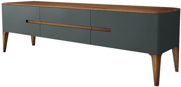 Luce 3 door TV bench