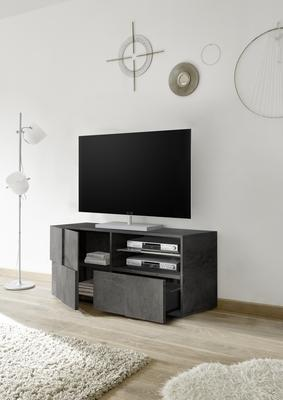 Treviso Small TV Unit - Anthracite Finish image 2