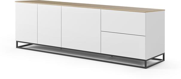 Join 3 door 2 drawer TV unit image 8