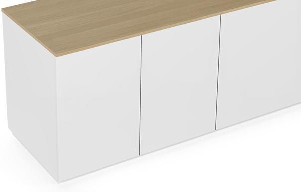 Join 3 door 2 drawer TV unit image 13