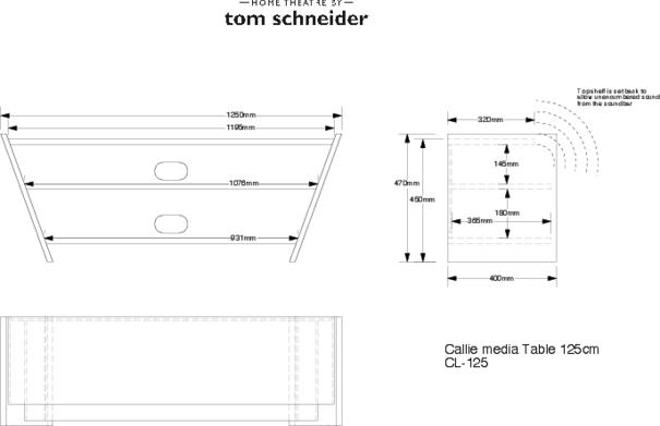 Tom Schneider Callie Media Unit image 5