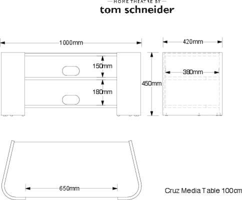 Tom Schneider Cruz Media Unit image 9