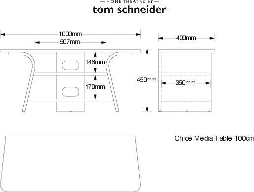 Tom Schneider Chloe Media Unit image 9