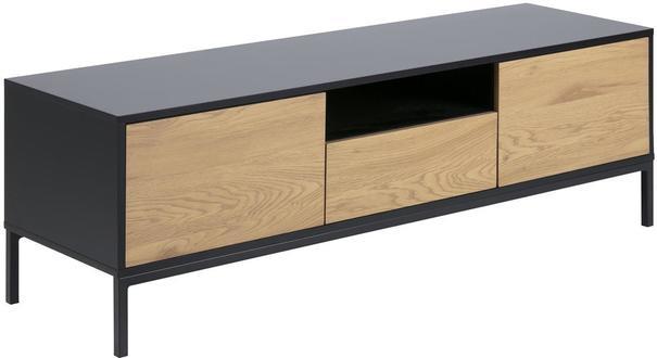 Seafor 2 door 1 drawer TV unit