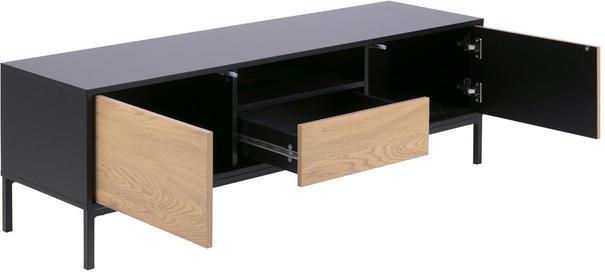 Seafor 2 door 1 drawer TV unit image 3