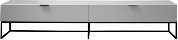 Kiba 1 door 1 drawer TV unit image 2